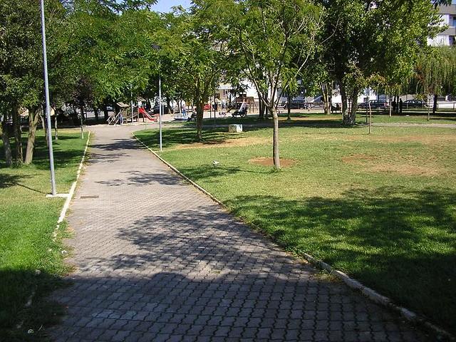 giardini paolo VI