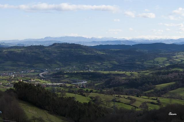 Valle del Cubia