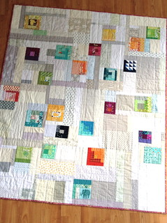 Baby quilt for new DCMQG member