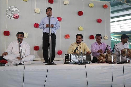 Devotional song by Bunty from Avtar Enclave, Delhi