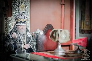 Литургия в Иверском монастыре 270