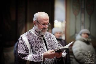 Всенощное бдение в Софийском соборе 180