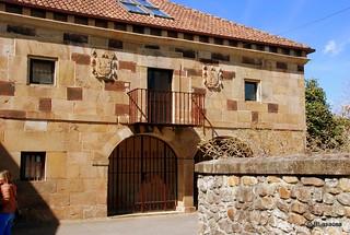 Casa Langre, Liérganes - Cantabria   by Rufino Lasaosa