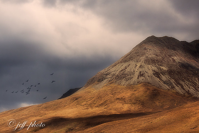 Landcape scotland