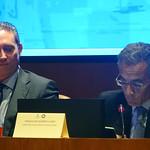 Julio Cañero y Manuel Mª Lejarreta