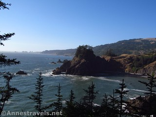 Views north from Arch Rock | by Anne's Travels