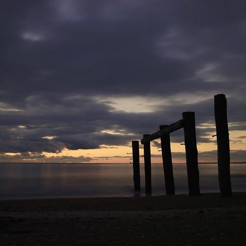 morning sea landscape 海 miyagi 風景 仙台お散歩カメラ スライドショー