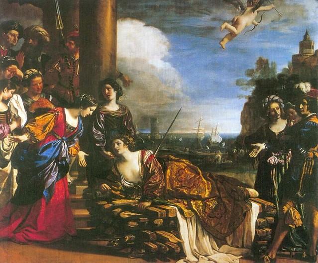 +1631 La muerte de Dido