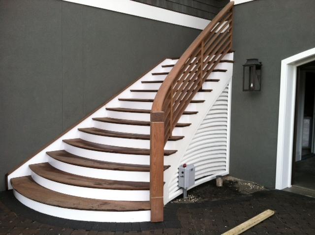 Ipe Stair | Stair Parts Inc | Flickr