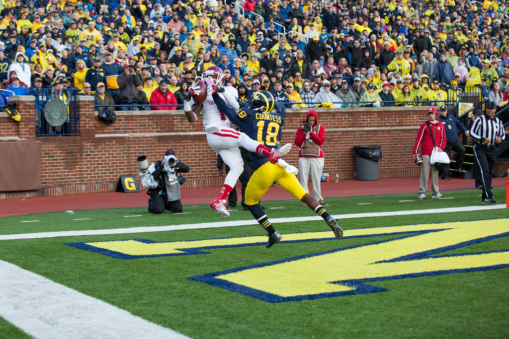 Michigan vs Indiana | University of Michigan vs Indiana ...