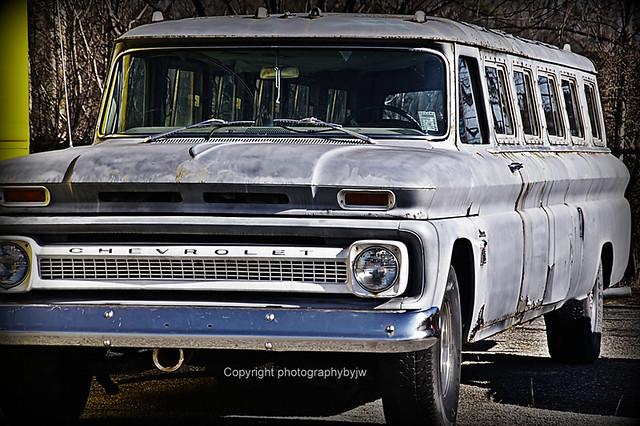 1960 Chevrolet Truck Redneck Limo