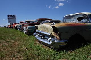 Szeretne túladni régi, roncs autóján?