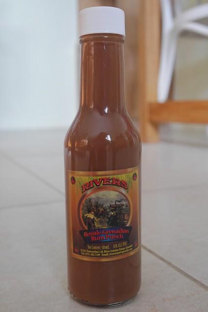 木, 2017-02-16 15:39 - Rivers Royale Grenadian Rum Punch(チョコレート)