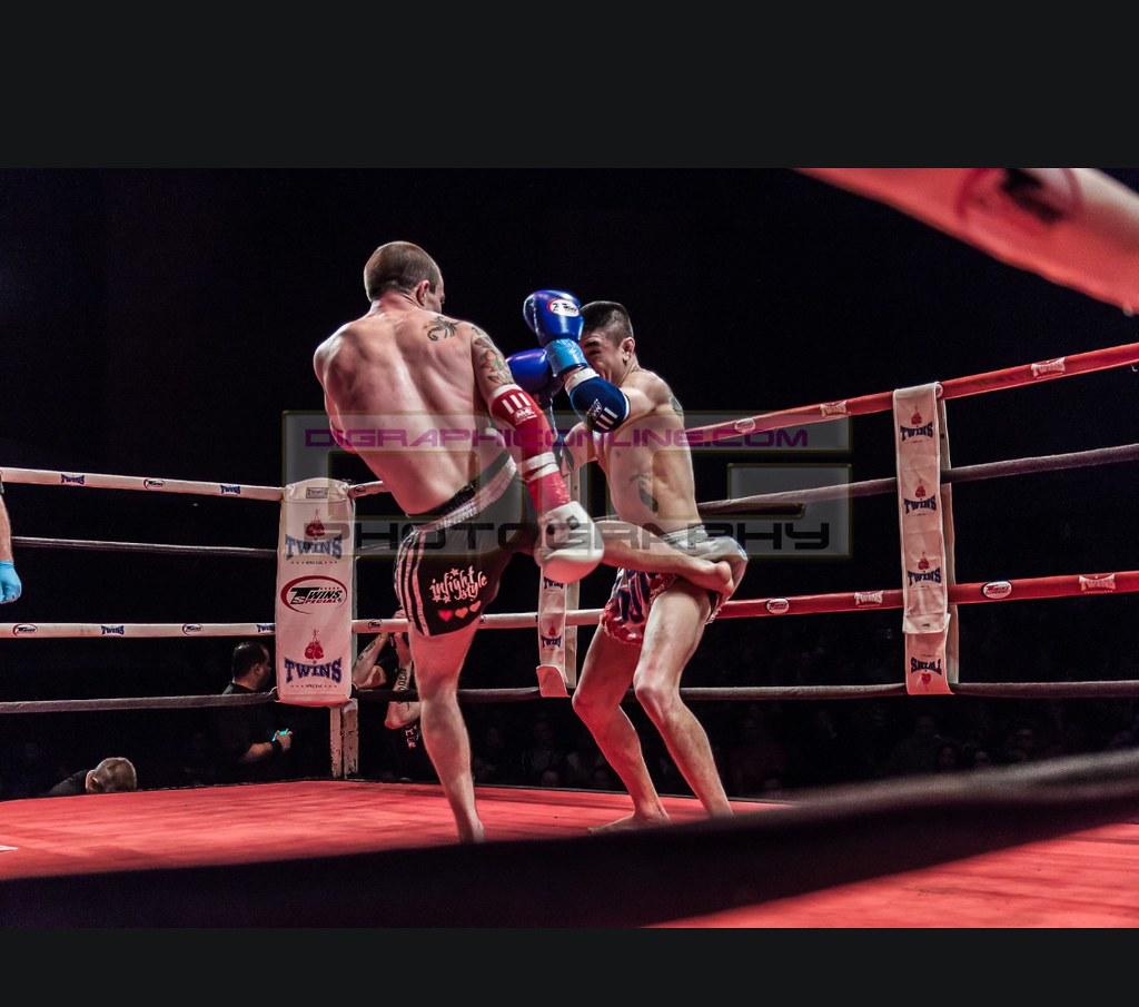 Muay Thai : 8 Limbs Academy