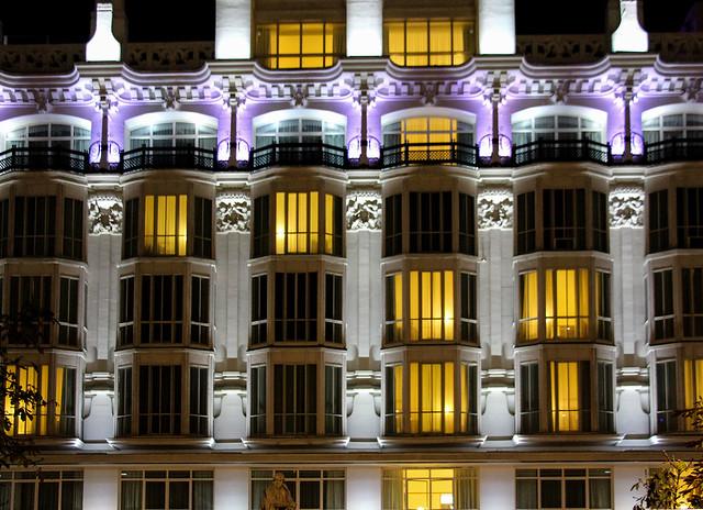 Hotel Reina Victoria, Madrid 2016