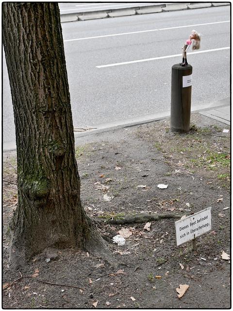Beet in Überarbeitung • Tree-Bed under Revision