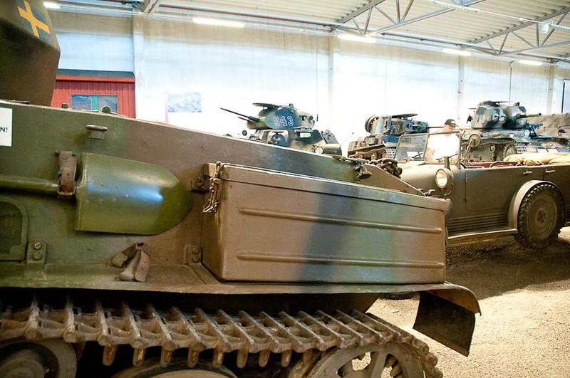 Stridsvagn m-38 8