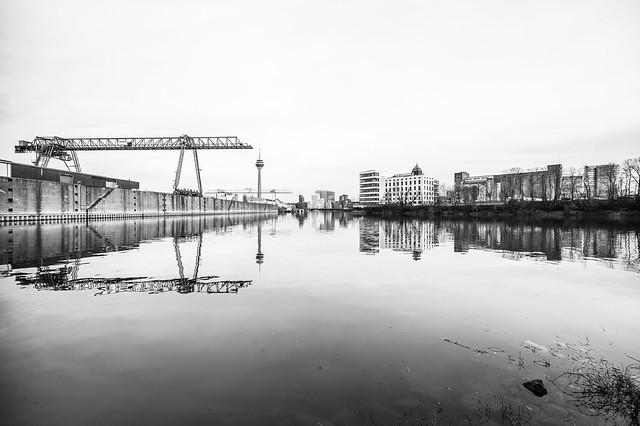 Industriehafen Düsseldorf