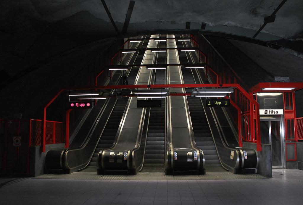 Stockholm's station