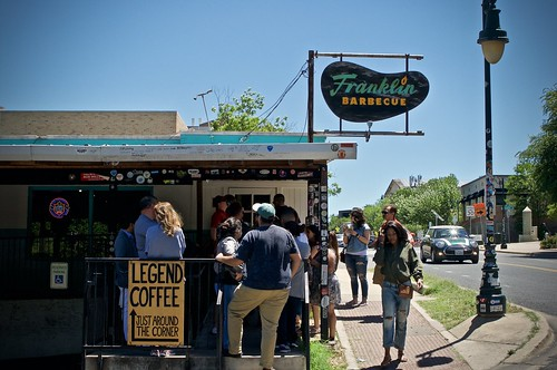 Franklin BBQ | by tehsuck