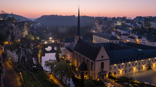 ralphrozemaphotography luxembourg luxemburg city sunrise valley