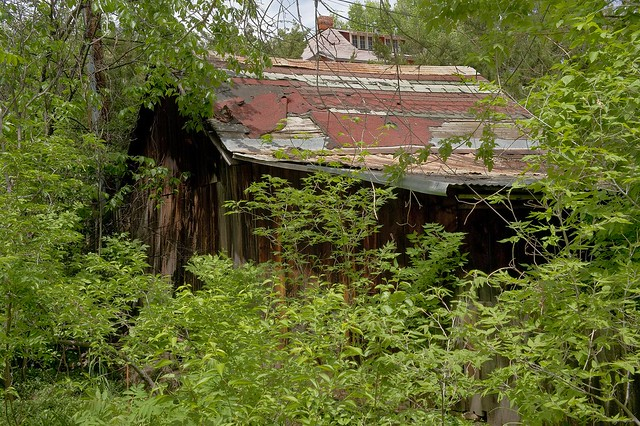 Oldtown scape