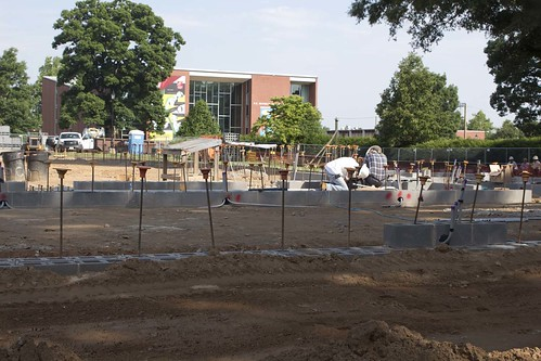 Chapel Construction 1