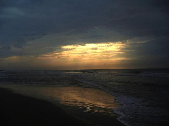 Carolina Sunrise--Surf City, N.C.