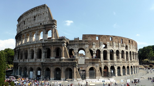 The Colosseum | by Sean MacEntee
