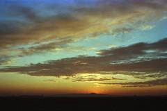 Grand Canyon Sunset Arizona USA Jan 1987 210