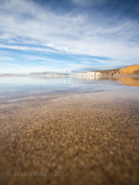 See the world in just one grain of sand