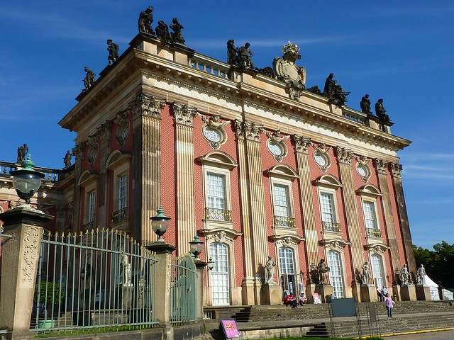160 Potsdam New Palace