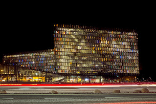 Harpa by night | by Laurence Vagner