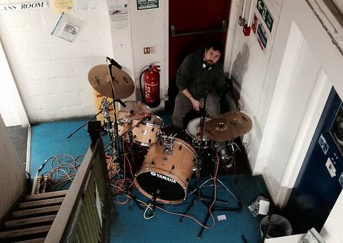Drum corner