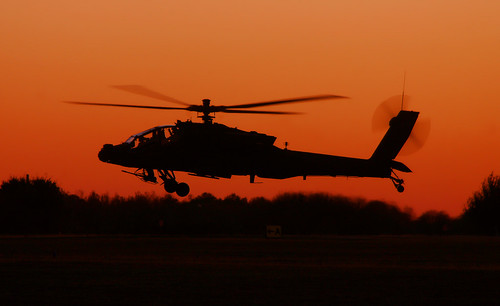 sunset texas huntsville helicopter usarmy apacheah64