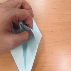 วิธีพับกระดาษเป็นรูปผีน้อย 004
