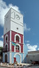 Aruba – Oranjestad, věž Viléma III., foto: Daniel Linnert