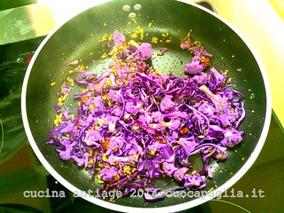 cavolfiore viola | by Cuoca Paglia