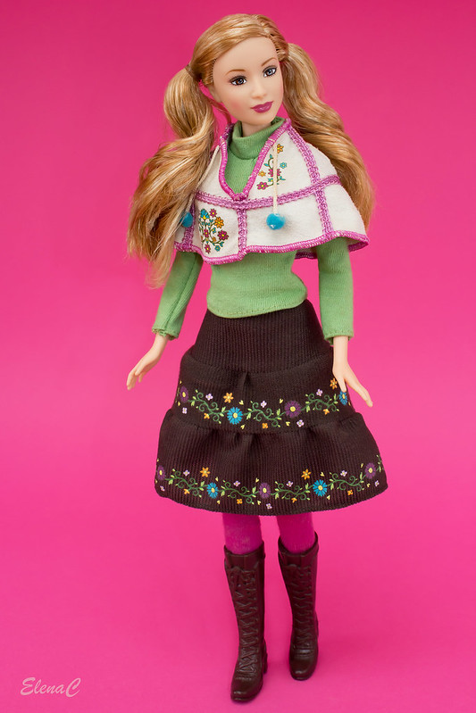 Barbie loves Benetton - Moscow