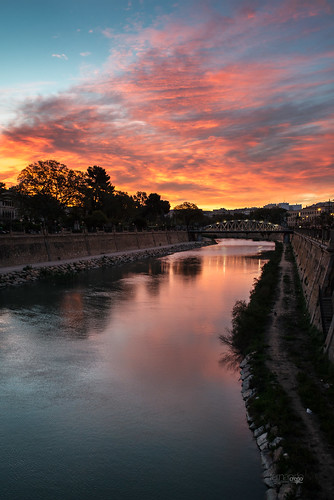 rio sunrise reflections river dawn murcia reflejos d600 sigma2470mmf28exdg riosegura