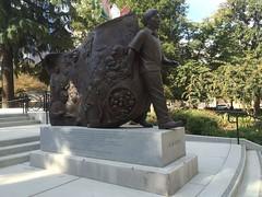 Monument for Cesar Chavez