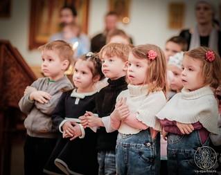 Литургия в Спасском соборе 635