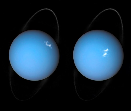 Alien aurorae spotted on Uranus by Hubble | by NASA Goddard Photo and Video