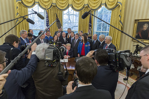 President Trump's First 100 Days: 45 | by The White House
