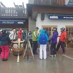 Audax Skiweekend März 2017