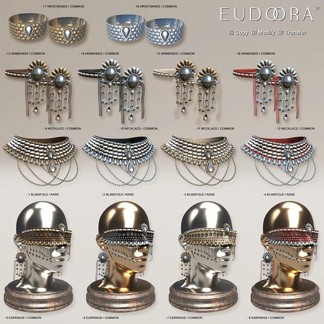 Eudora3D Jezebel Gacha Set Main Pic