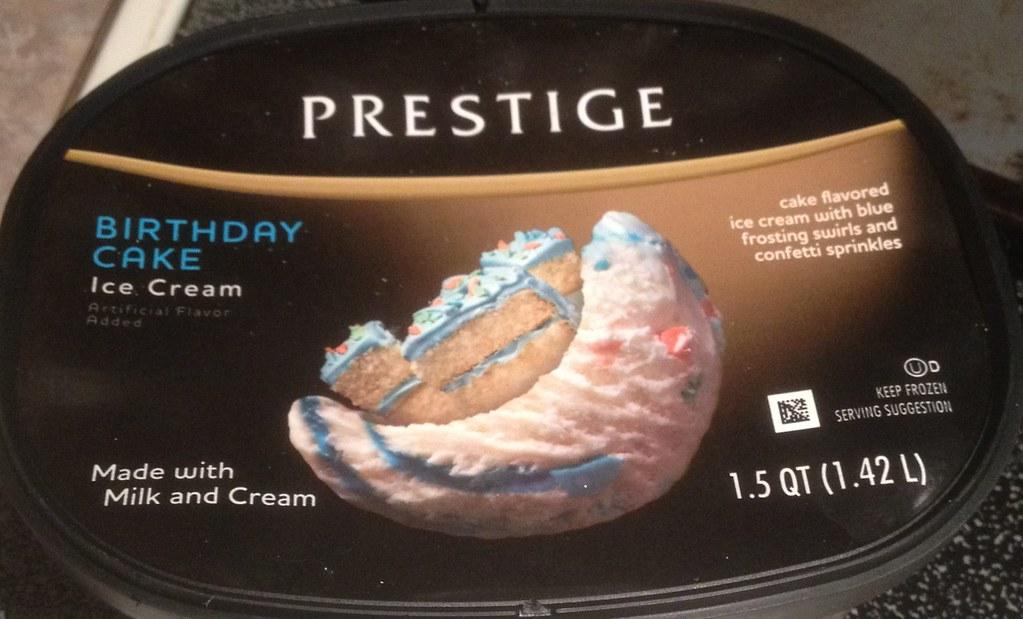 Amazing Winn Dixie Prestige Birthday Cake Ice Cream 2013 Flickr Birthday Cards Printable Trancafe Filternl