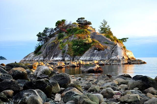 Whyte Island!
