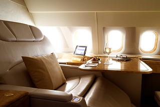 Emirates' Airbus 319 Luxury Private Jet Service 'Emirates Executive' | by Traveloscopy