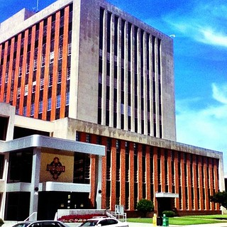 Tulsa County Courthouse | by alnbbates
